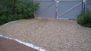 Геотекстиль в строительстве парковок