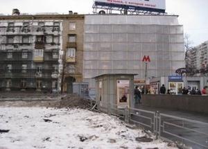 Особенности строительных работ в зимнее время
