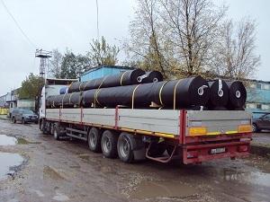 Материалы для строительства нефтепроводов