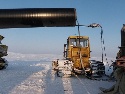 Проектирование и строительство нефтепроводов