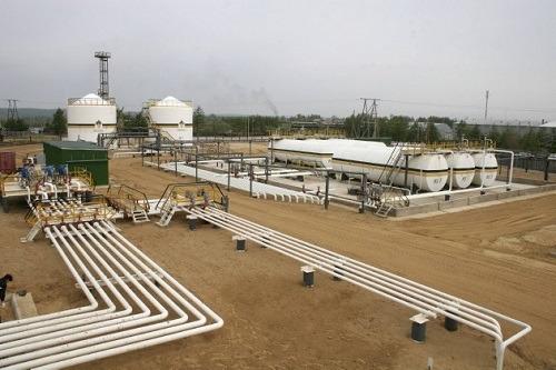 Промысловый нефтепровод