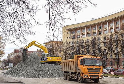 Движение по Молодежному проспекту в Нижнем Новгороде откроется до конца года 4.08