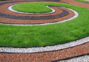 газонный геотекстиль
