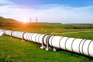 Геотекстиль для газопровода