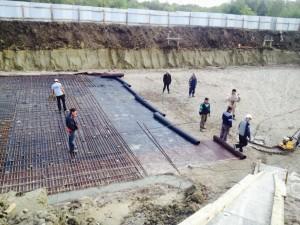 Геотекстиль под бетон