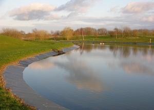 Формирование искусственных водоемов