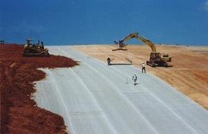 Купить геотекстиль 200, 250, 300, 350 для укрепления склонов
