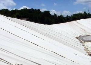 Купить геотекстиль 250, 300, 350, 400, 450 для берега реки и канала