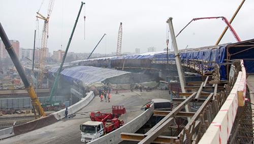 Началась реализация проекта развязки с КАД Санкт-Петербурга в Мурино