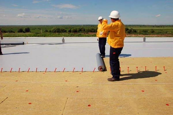 Новые технологии ремонта мембранной крыши