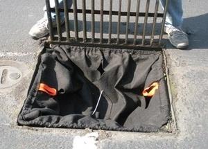 Предотвращение засорения дренажных систем