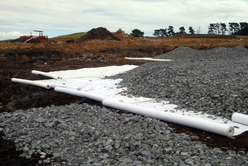 Применение дорнита в дорожном строительстве