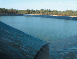 Применение геосинтетических материалов в гидроизоляции
