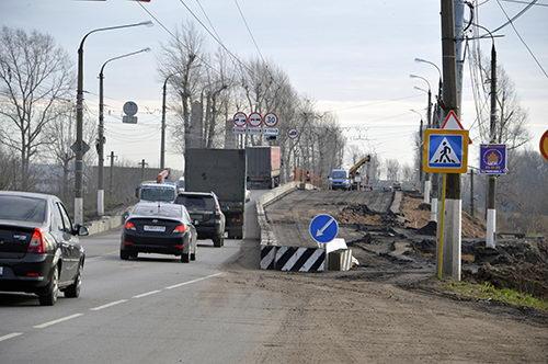 Расширение участков Бежецкого и Бурашевского шоссе в Твери