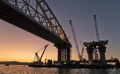 Сдача в эксплуатацию Фрунзенского моста в Самаре переносится на 2019 1.12