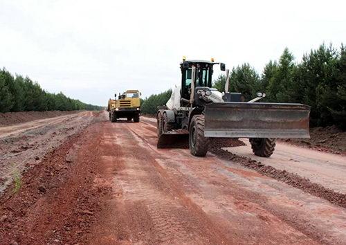Строительство участка обхода Оренбурга завершится в 2018 году