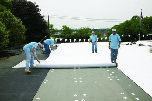 ТПО мембраны для крыши