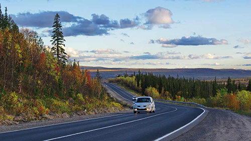 В 2018 году в Чеченской Республике будет отремонтировано около 20 км трассы Р-127