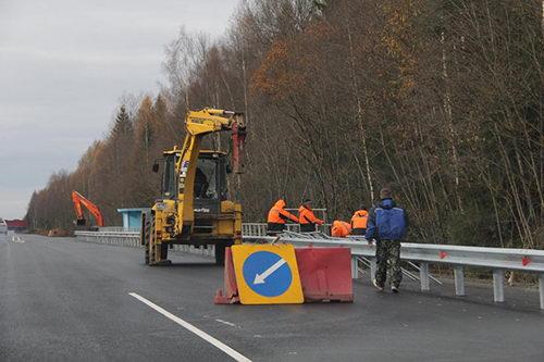 В Северно-Западном округе за 2017 год было отремонтировано более 600 км федеральных трасс