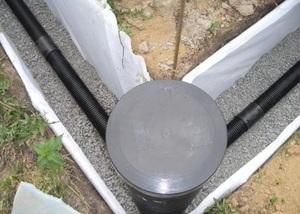 drainage geotextile