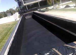 Геомембрана для гидроизоляции бассейнов
