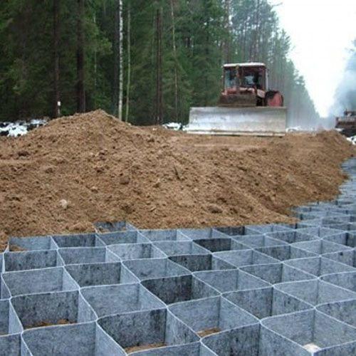 Купить геосетку Пинема по цене производителя в Москве и регионах