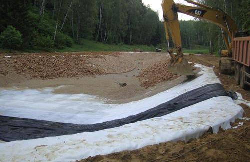 Купить строительный геотекстиль от производителя