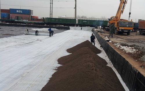 Купить геокомпозит для укрепления грунта по цене производителя в Москве и регионах