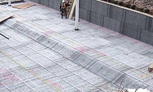 Геотекстиль в бетонных технологиях