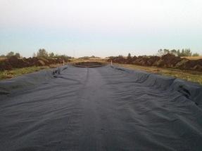 Применение геотекстиля в строительстве гидротехнических сооружений