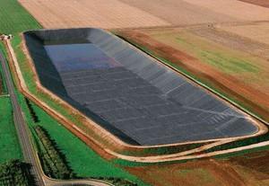 Преимущества гидроизоляции больших водоемов с помощью геомембраны