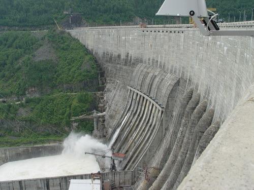гидроизоляция плотин и дамб