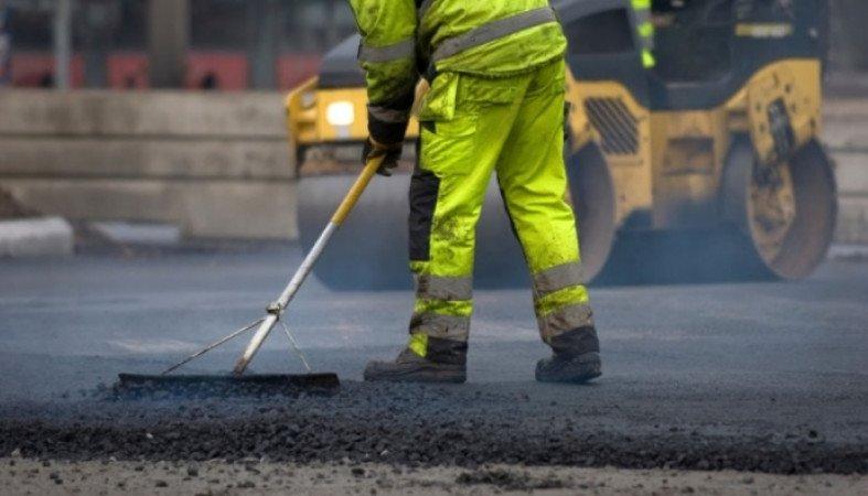 Строительство дорог в Карелии
