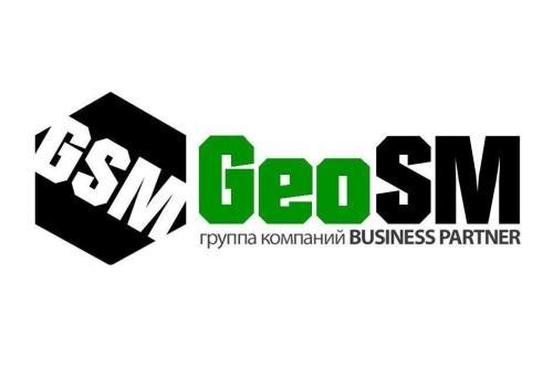 GeoSM логотип