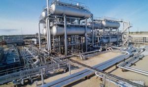 Геотекстиль в энергетической отрасли