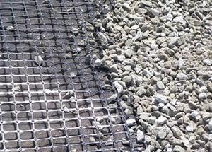 геосетка для бетонных стяжек