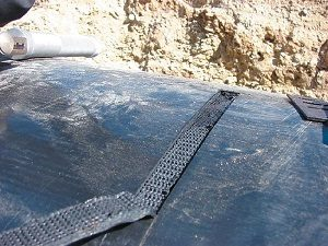 Изоляция и защита магистрального газопровода