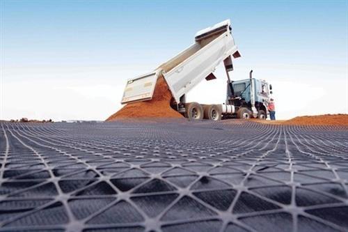 Геосинтетики в дорожно-строительных работах