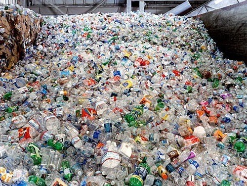 геотекстиль из мусора