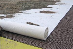 Дорнит Геофлакс для строительства дорог
