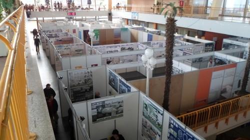 Строительные и дорожные выставки: Весна 2017