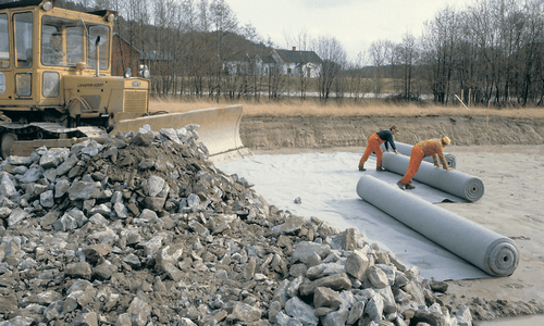 Купить строительный геотекстиль
