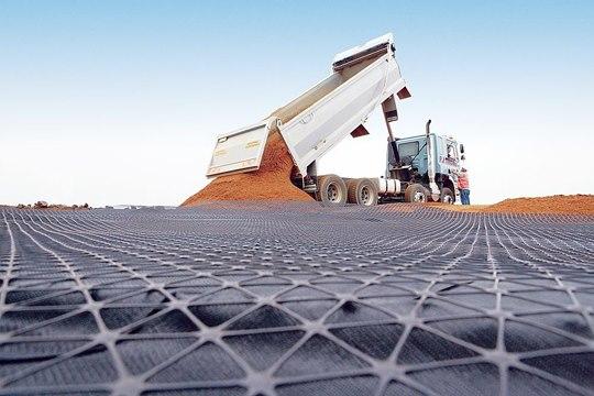 Экологическая защита с применением геосинтетических материалов