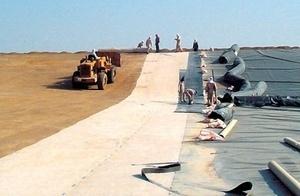 Геосинтетические материалы в строительстве аэропортов