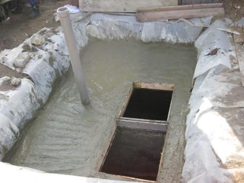 Георешетка залитая бетоном бетоны морозостойкость