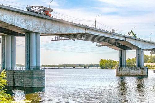 Капитальный ремонт трёх мостов на трассе Р-298 в Воронежской области