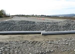 Купить геотекстиль 300, 350, 400, 450 для дорог и дорожных работ