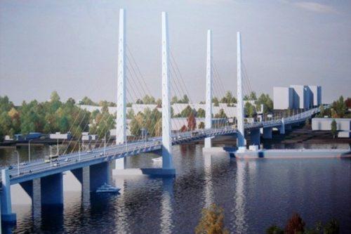 Мост через Шексну