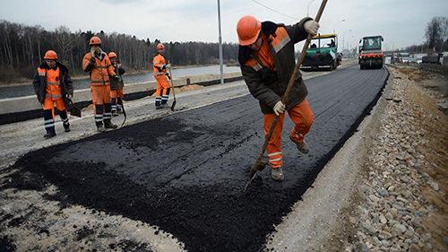 На 14 километрах трассы А-120 в Ленинградской области планируется проведение капитального ремонта