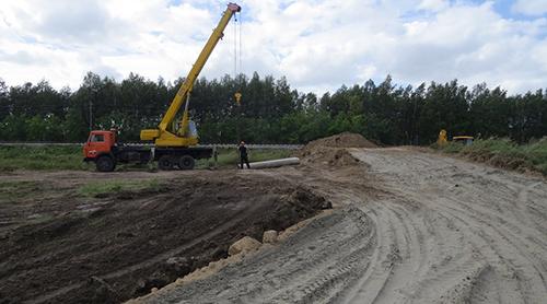 Началось строительство Обхода Хабаровска